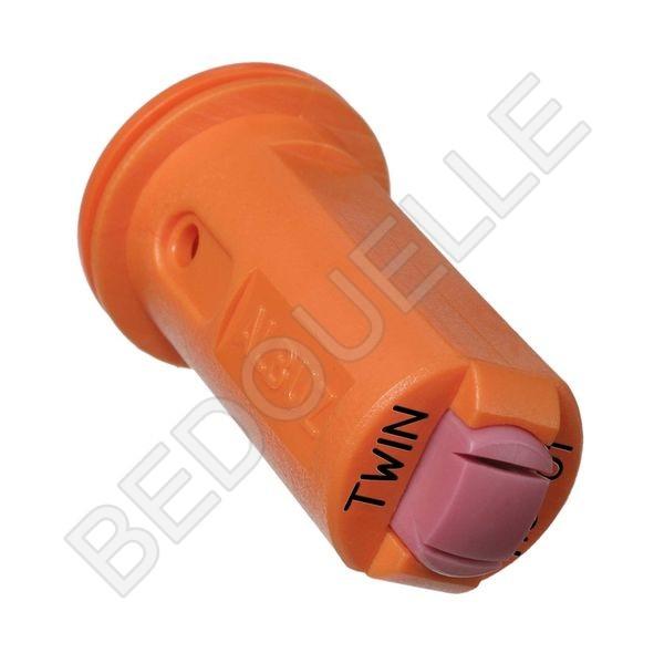Buse AVI TWIN 110° 01 Orange ALBUZ