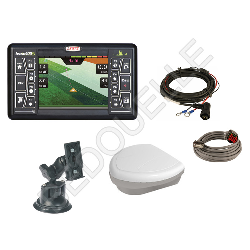 Kit barre de guidage GPS BRAVO 400S