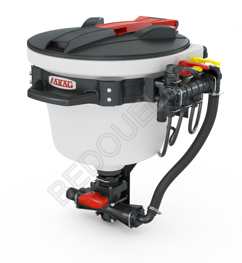 Incorporateur Niagara 30 litres - venturi Ø11 mm ARAG